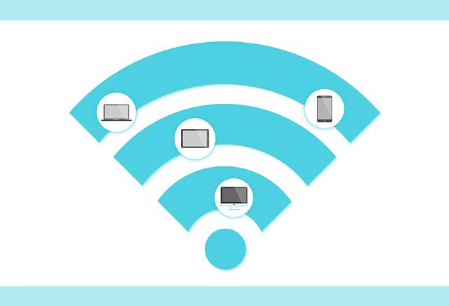 Une connexion internet haut débit est nécessaire pour une téléphonie VOIP!