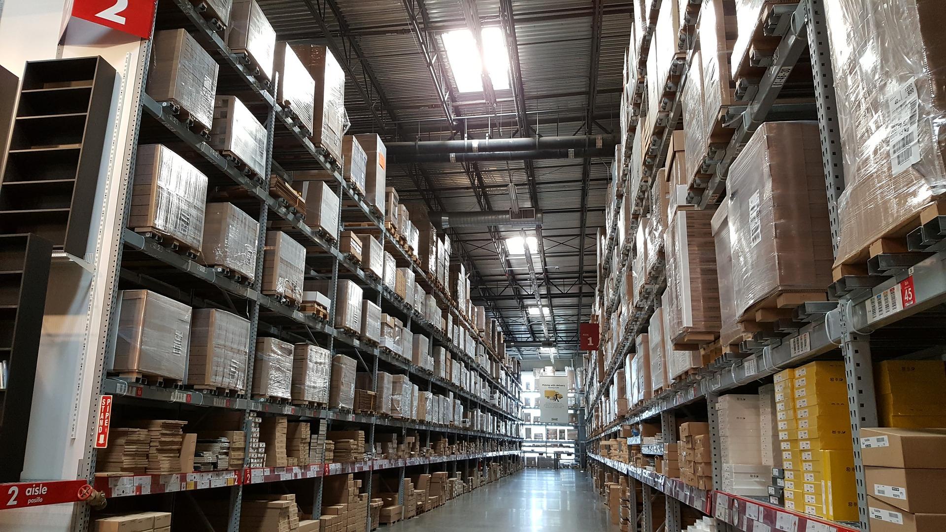 Un partenaire logistique avec des entrepôts professionnels !