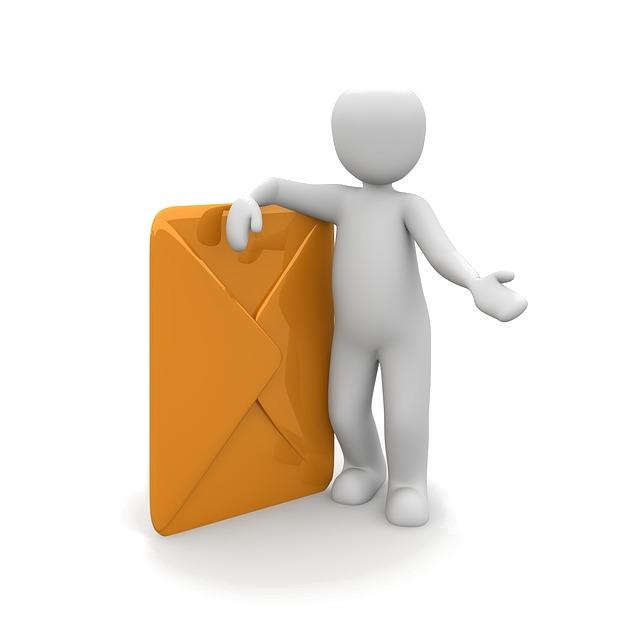 Vous avez le droit de réclamer votre courrier !