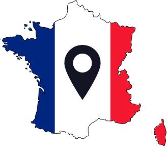 Have a french address for your company !