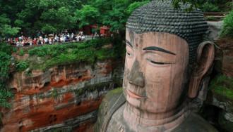 Grand Bouddha de Chine