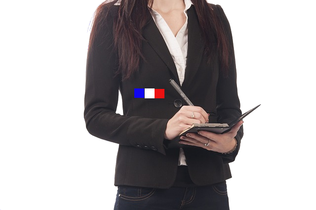 Have a French Secretary