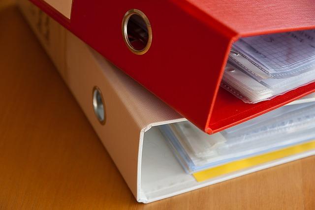 Connaissez-vous le temps de conservation des papiers personnels ?