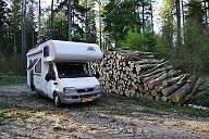 Trouver des coins sympas pour se poser quand on est en camping-car