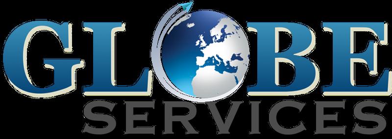 Logo de la société Globe Services
